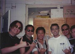 Radio Station Photo Op