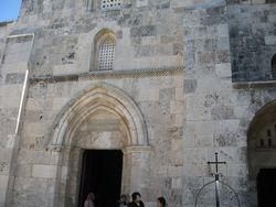 Iglesia Santa Ana, lugar de nacimiento de la virgen