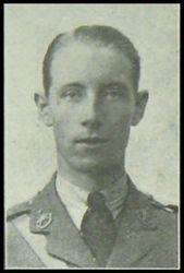 T/Cadet John A HOUGHTON  ADRIC No 1375