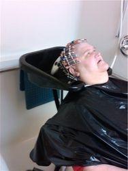 special needs shampoo bowl