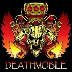 DEATHMOBILE CD Cover art