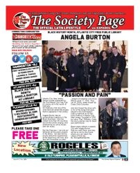The Society Page en Espanol - ANGELA BURTON