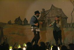 Dancing with the Fiddler 1