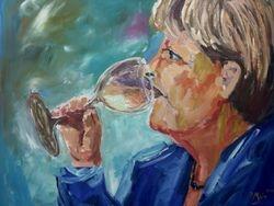 Weingipfel , verkauft
