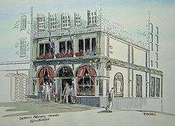 Deacon Brodies Tavern Edinburgh