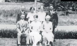 Franklin Myers Family