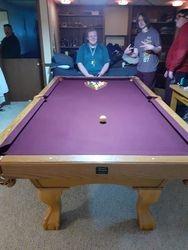 Pool table 9