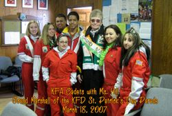KFD St. Patrick's Day Parade - 3/18/07