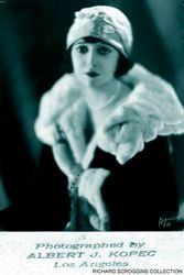 1926 Mabel with Hat Pins