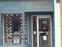 Hooper's Trophies & Sportswear storefront