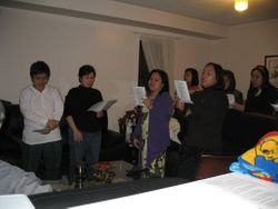 New Year Watch Night Fellowship 2008