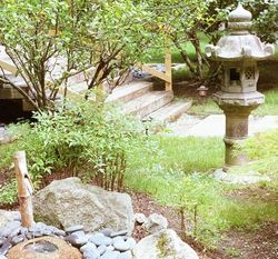 Japanese Garden at Cheekwood