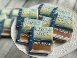Book release celebration Books
