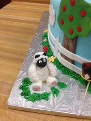 Farm Cake (Sheep)