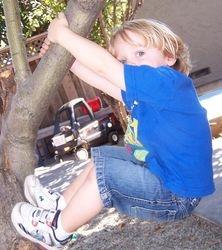Climbing (large motor skills)