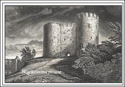 Dudley Castle Keep.c1836