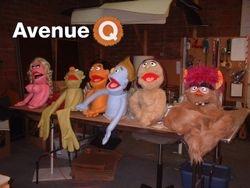"""Avenue Q"" (European Tour)"