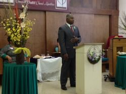 Covenant Men's Day Weekend 2015