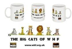 The Big Cats of WHF mug