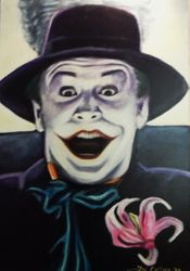 """Jack Nicholson"",  as ""The Joker"", ""Jack Nicholon as the Joker In Batman"".""Actor"", ""Batman"","