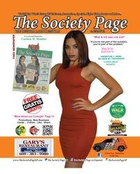 Cover girl  Carmen Mercedes Moulier
