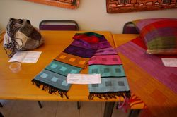 CGoW 2013 Weaving competition
