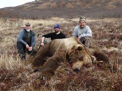 Gregg Walker's April 2014 Bear