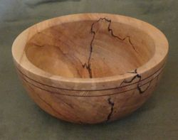 Spalted Maple #1785