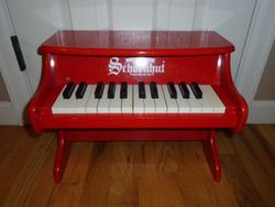 Schoenhut Wood My First Piano II - $35