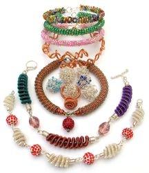 Coiled Bracelets & Bangles