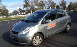 Driving School North Melbourne VIC 3051 - Toyota Yaris Hatch - Automatic