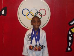 06-05-2011 Championship Isaiah Leach forms 3rd pl breaking 3rd pl fighting 3rd pl