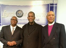 Pastor Cole- Pastor Watson- Bishop North