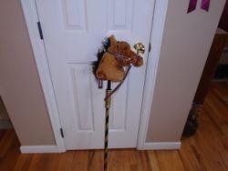 Melissa & Doug Gallop-N-Go Stick Pony - $15