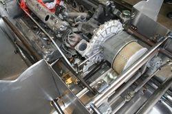 """Miller"" centrifugal supercharger"