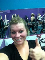 My first time back to the gym after 6 months of the stent issues