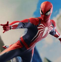 Spiderman Advance Suit