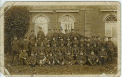 1st 9th Battalion.