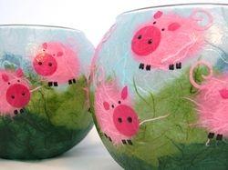 5inch Piggies Bubble Balls