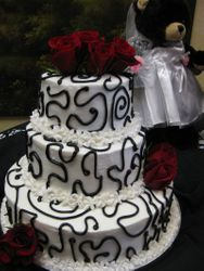 Bride's Cake 1