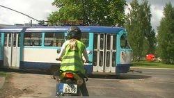 A  kategorija, motokursi1, meitene un motocikls
