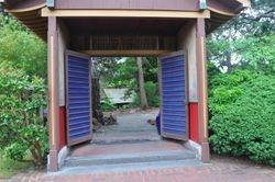 Doorway 1, Japanese Tea Garden