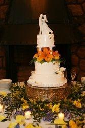 Cake Table at Scottish Rite
