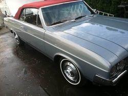 32.65 Buick Skylark Convertible
