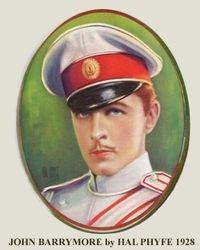 JOHN BARRYMORE 1928