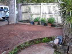 Front Garden After