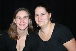 Sue & Belinda
