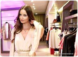 Model Ester Berdych Satorova