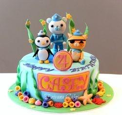 Octonauts cake 1