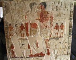 """Saqqara : """"Tomb of Two Brothers"""""""